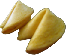 The Fortune Cookie Logo
